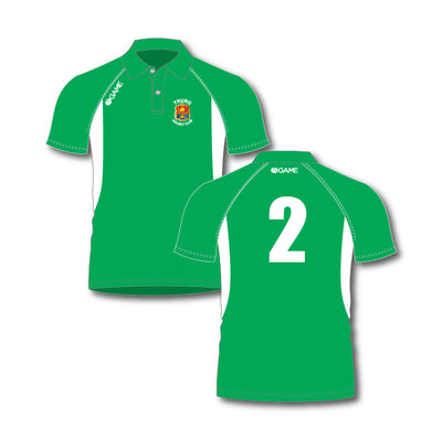 Truro HC JNR Pro Fit Polo Shirt