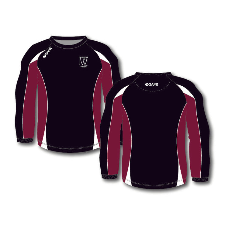WWRFC Adult Drill Top
