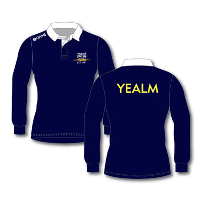 Yealm PGC Mens Rugby Shirt