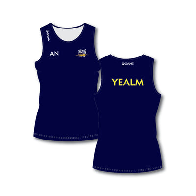 Yealm PGC Ladies Vest LONG