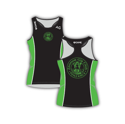 ZENNOR WOMENS RACER BACK VEST