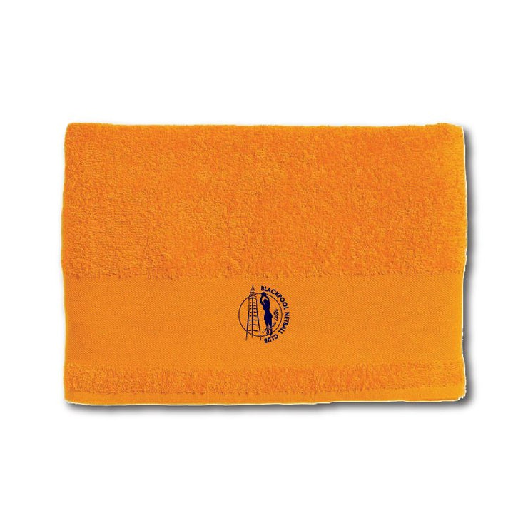 Blackpool NC Hand Towel - Orange
