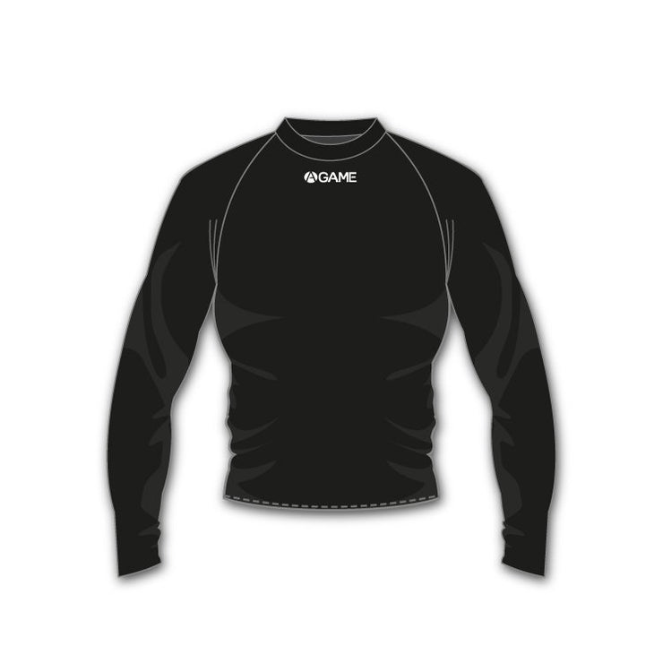 AGAME Black Adult Baselayer