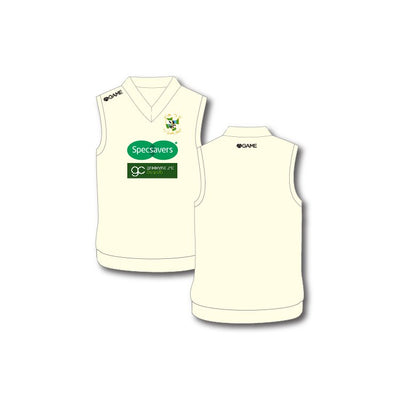 CAMBORNE CC JUNIOR SLEEVELESS SWEATER