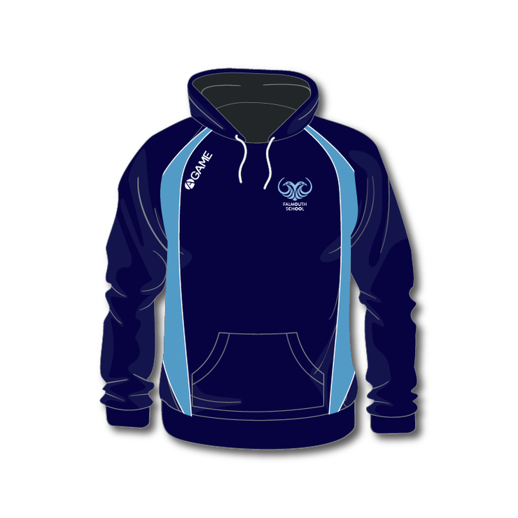 Falmouth School Adult Hoodie