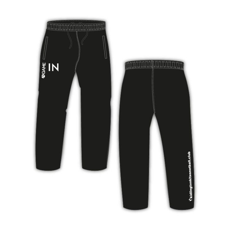 Kidlington Kites Adult Tracksuit Bottoms
