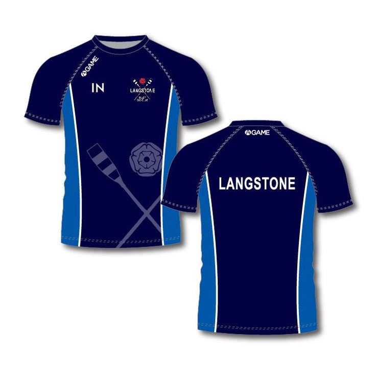 Langstone PGC Mens Rowing Tee