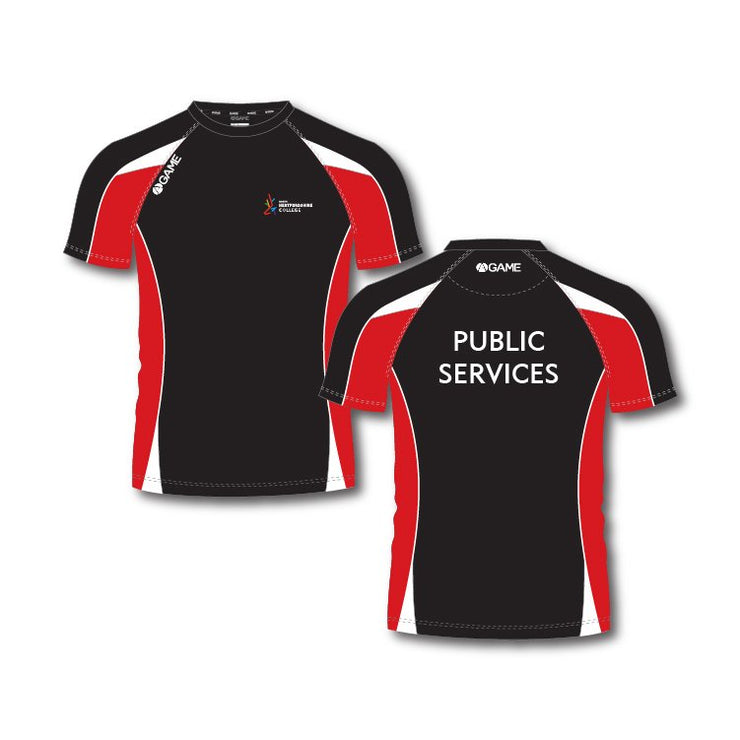 North Herts College Junior T-Shirt - PS