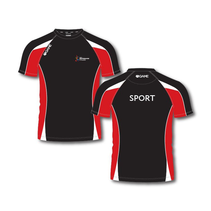 North Herts College Junior T-Shirt - Sport