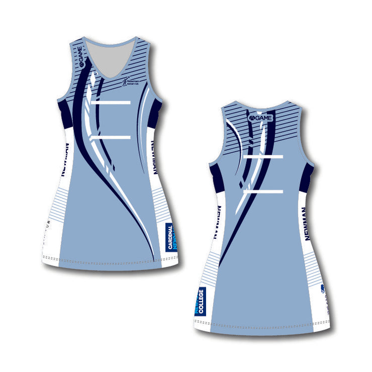 Newman Netball Club Junior Netball Dress