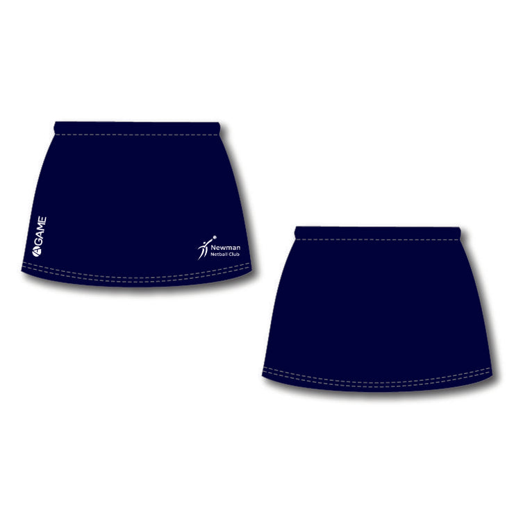 Newman Netball Club Junior Skort