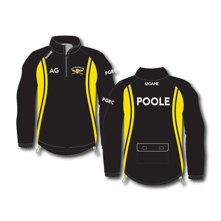 Poole Gig Club Ladies Rowing Jacket - No Hood
