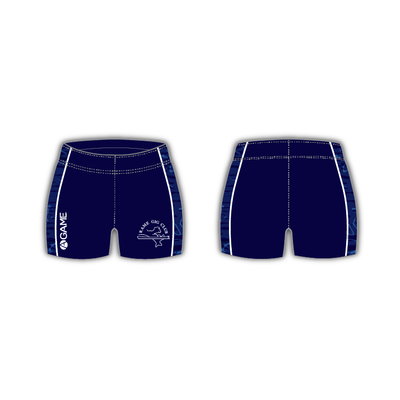 RAME ROWING CLUB WOMENS BASELAYER SHORTS