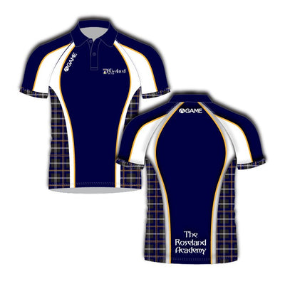 Roseland Academy Junior Girls Polo Shirt - New