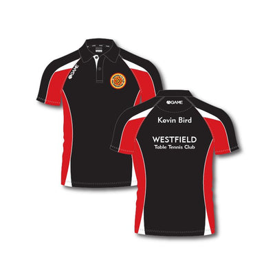 Westfield Table Tennis Mens Polo Shirt