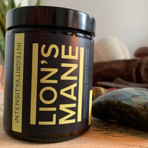 Lion's Mane Mushroom Dual Extract Powder (10:1)