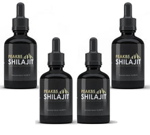 4 Month Supply - Peak85 SHILAJIT