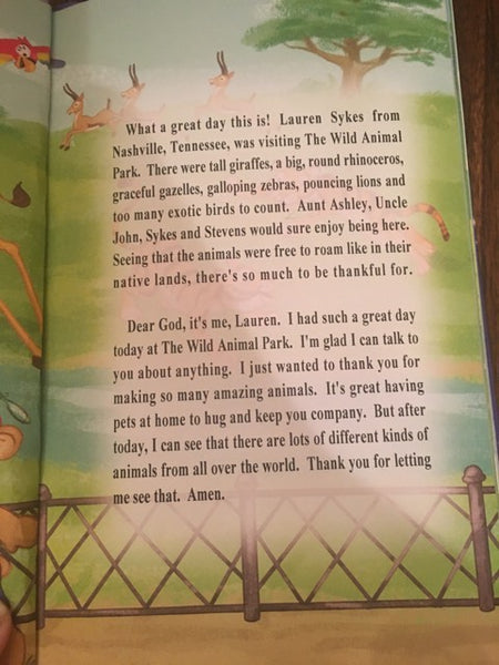 PERSONALIZED God Love's Me Children's Book – The Seed Christian