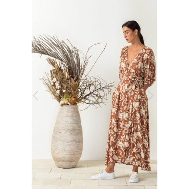 Bella Vita Wrap Dress