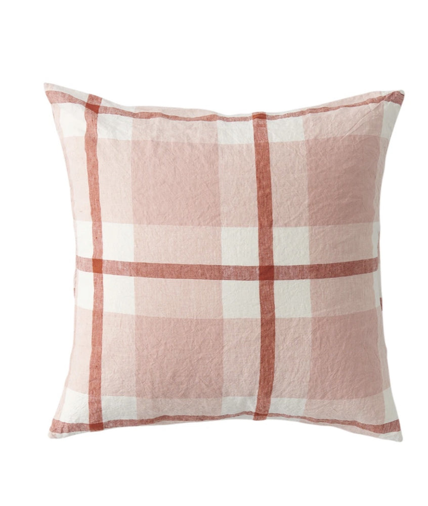Floss Check Pillowcase Set