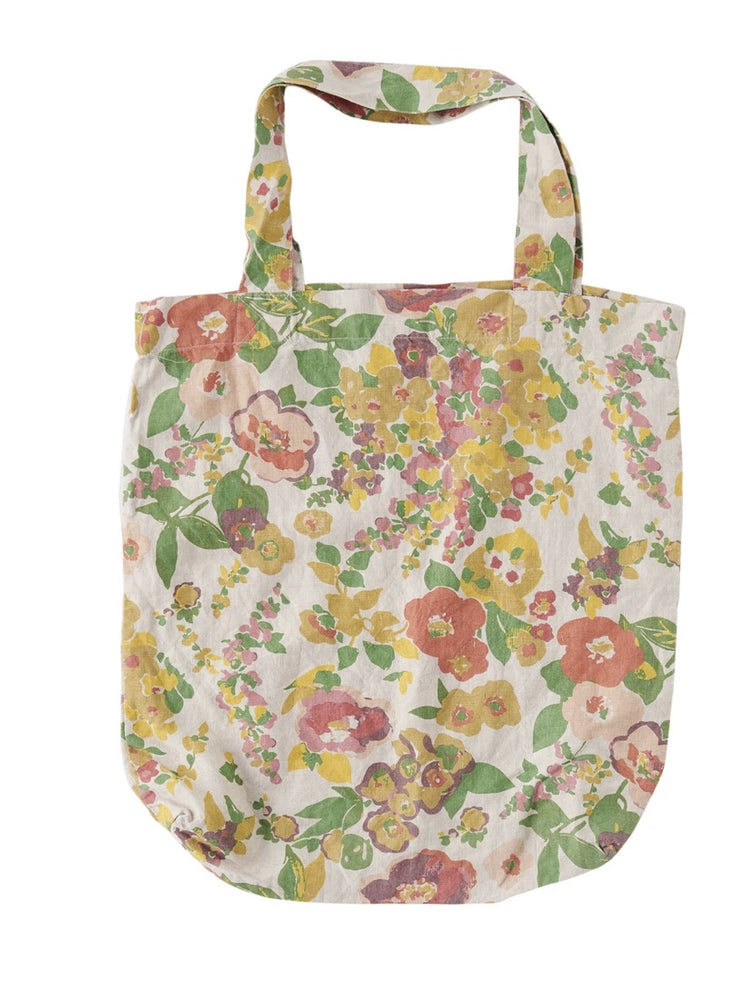 Marianne floral tote
