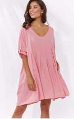 Cuban V neck top/dress