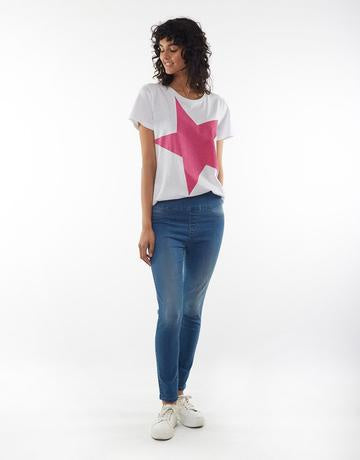 Superstar Tee Elm