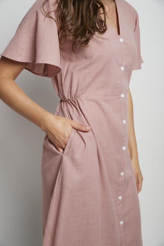 ED Stripe Dress