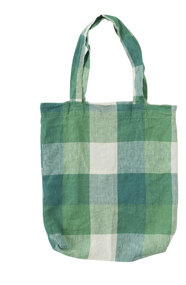 Apple Check Tote