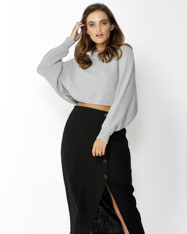 Independence Cropped Knit