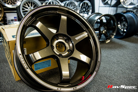 RAYS VOLK Racing TE37Ultra Track Edition - 20x10/11.0 - RCF Fitments