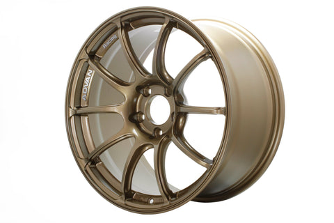 ADVAN Racing RZII 18x9.0 +35mm 5x114.3 Bronze