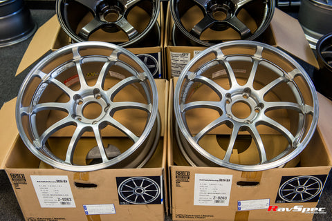 ADVAN Racing RSD 18x9.5 +35mm 5x120 Civic Type R Spec