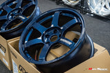 RAYS VOLK Racing TE37 Saga - 18x9.5 +38mm 5x114.3