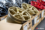 ADVAN Racing RGIII 18x9.5 +45mm 5x114.3 Racing Gold  Metallic