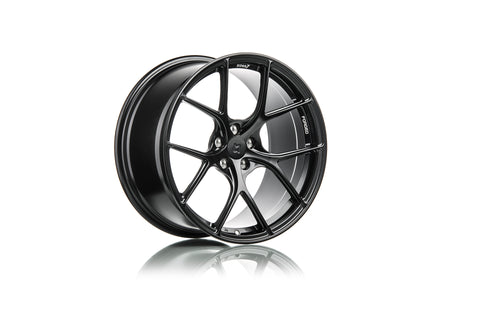 Titan 7 T-S5 18x9.5 / 18x10.5 5x120 Machine Black - BMW E90 / E92 Series