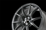 WEDSSPORT SA10R 18x8.5 +45mm 5x112 (VW/AUDI) Fitments - Gun Metal
