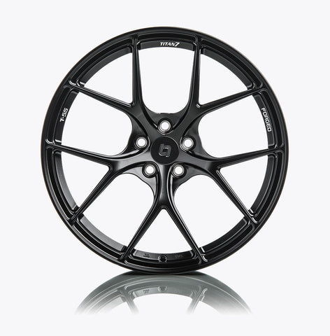 Titan 7 T-S5 Forged 18x9.0 +38mm 5x108 Ford Focus RS / ST