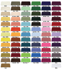 Color Swatch Tablecloth