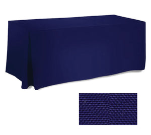 Fitted Tablecloth with Logo Options