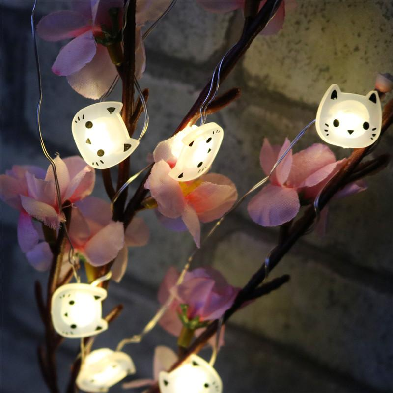 Cat Fairy Lights