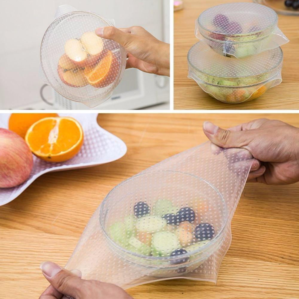 Multifunctional Food Fresh Keeping Wrap