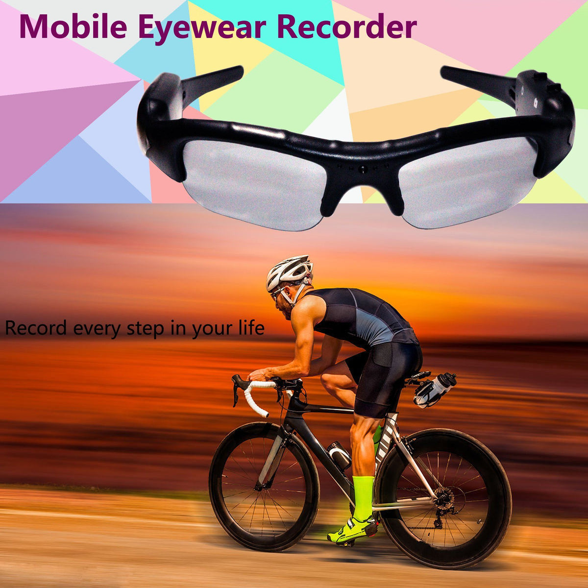Video Recording Sunglasses