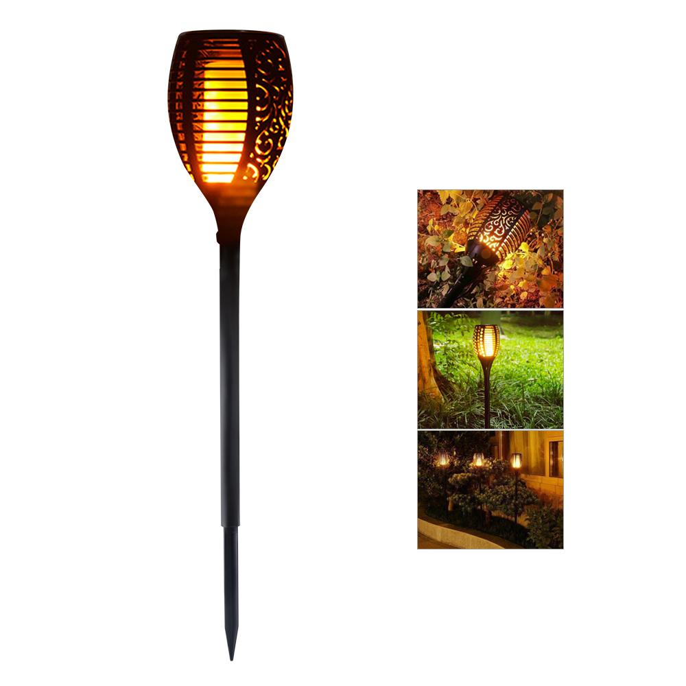 Solar Flame Light Stands