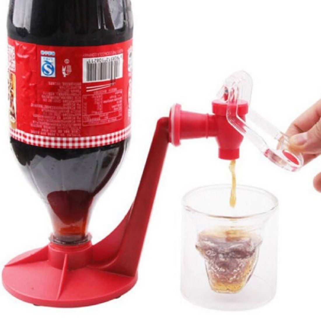 Party Soda Dispenser KeepsFizz Longer