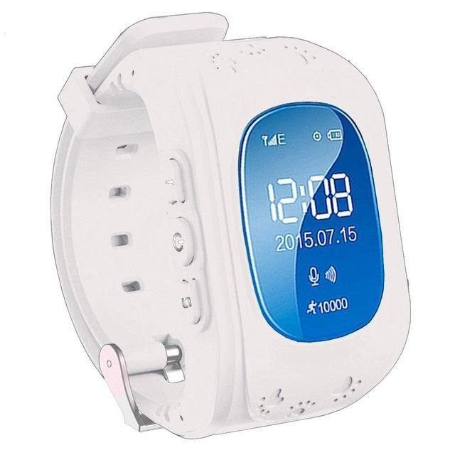 English GPS Kid Tracker Smart Wristwatch