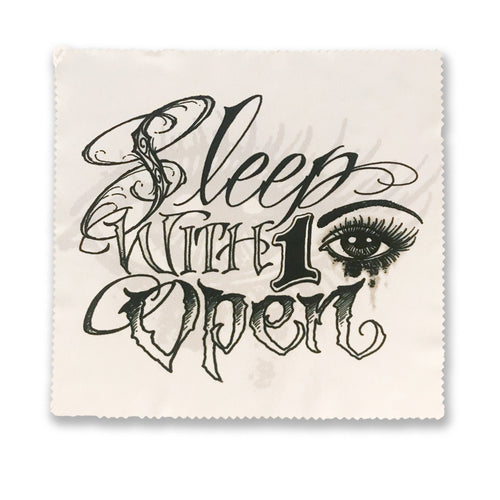 Lens Cleaner: Sleep With 1 Eye Open
