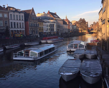 Why not a day in Ghent?
