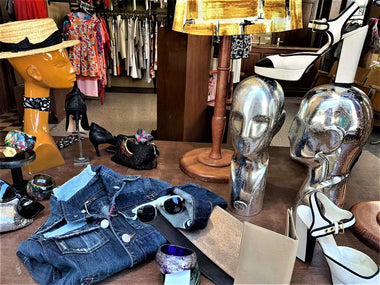 The best vintage stores in Brussels to shop denim