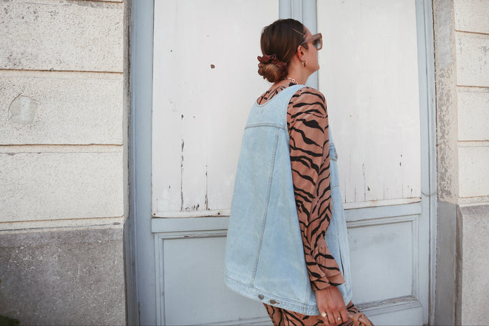 Talking denim with Paulien Riemis